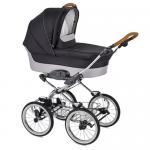 Коляска для новорожденного Navington Caravel колеса 14 дюймов tasmania. Увеличить фотографию.