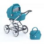 Коляска для новорожденного CAM Linea Elegant 521. Увеличить фотографию.