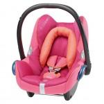 Автокресло 0-13 кг Maxi-Cosi CabrioFix spicy pink. Увеличить фотографию.