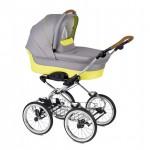 Коляска для новорожденного Navington Caravel колеса 14 дюймов ibiza. Увеличить фотографию.