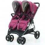 Прогулочная коляска для двойни Valco Baby Snap Ultra Duo. Характеристики.