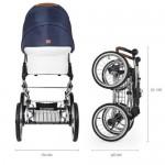 Коляска для новорожденного Navington Caravel колеса 14 дюймов  Увеличить фотографию.