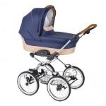 Коляска для новорожденного Navington Caravel колеса 14 дюймов crete. Увеличить фотографию.