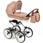 Коляска для новорожденного Navington Caravel колеса 14 дюймов malta. Увеличить фотографию.