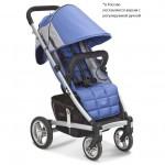 Прогулочная коляска Valco Baby Zee blue opal. Увеличить фотографию.