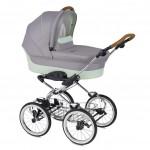 Коляска для новорожденного Navington Caravel колеса 14 дюймов bali. Увеличить фотографию.