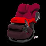 Автокресло Cybex Pallas-2-Fix rumba red. Увеличить фотографию.