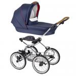 Коляска для новорожденного Navington Caravel колеса 14 дюймов sardinia. Увеличить фотографию.