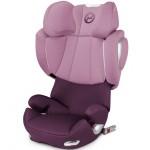 Автокресло 15-36 кг Cybex Solution Q2 Fix princess pink. Увеличить фотографию.